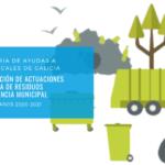 Convocatorias ayudas residuos municipales y plan de acción por el clima y la energía sostenible