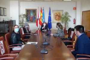 Aproema se reune con el alcalde y la concejala de medio ambiente del Ayuntamiento de Vigo